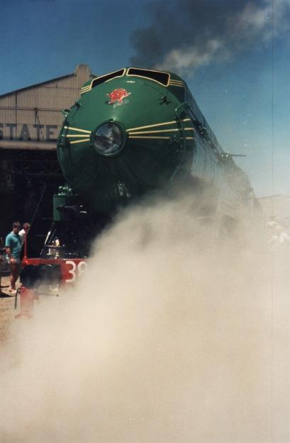 Steam Loco 3801
