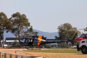 ACT Fire Emergency Base at Hume (ACT)
