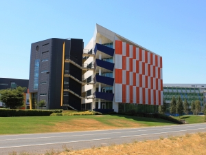 Canberra Airport Brindabella business building