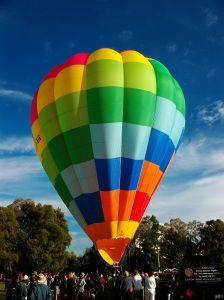 Canberra Balloon Festival (March 2013)