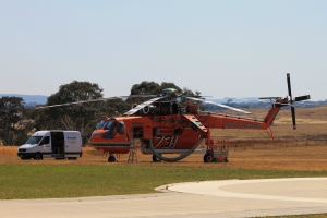Gypsy Lady (N189AC) based at Hume (ACT)