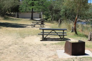 Swamp Creek picnic area