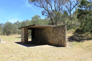 Uriarra West BBQ shelter