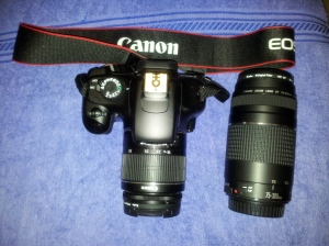 Canon 1100D EOS Camera