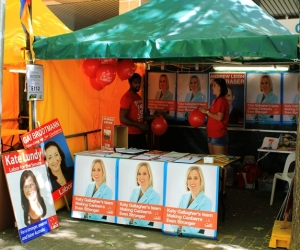 ACT Labor stall