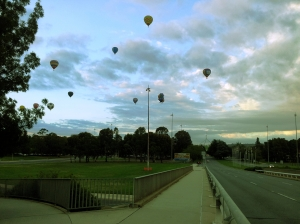 Balloon Spectacular 2014 photo 2