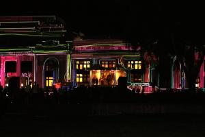 Old Parliament House - Enlighten 2014