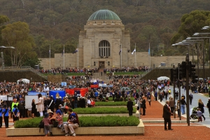 Australian War Memorial (pre-service) 2014