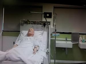 UC Nursing mannequins